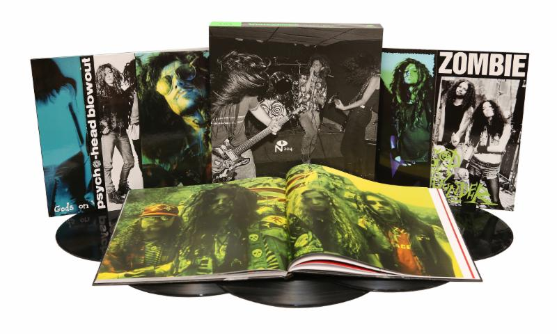 white zombie it came from nyc vinyl box set